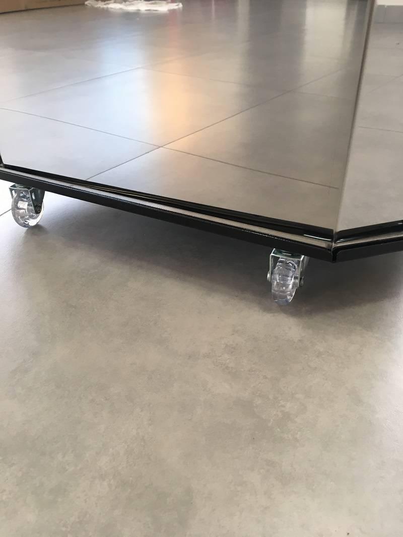 Base carrinho para churrasqueira de assar costela Espetosul - EspetoSul