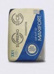 Cimento Maxifort Supremo 50kg CPII F32 P/ENTREGA