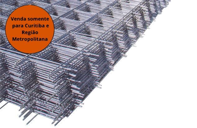 Malha 2x3 Reforçada 15x15x4,2 EQ092 - MATERGI MATERIAIS DE CONSTRUÇÃO
