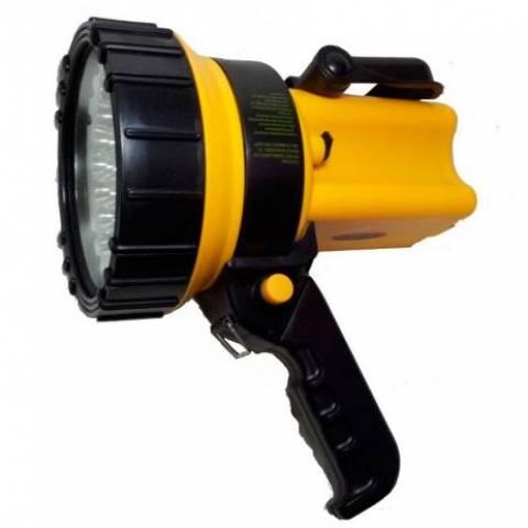 Lanterna 37 Leds Recarregavel  Kala - MATERGI MATERIAIS DE CONSTRUÇÃO