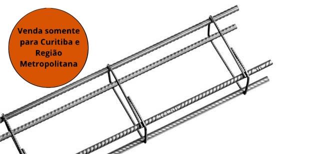 Coluna Pronta 10X20 4F 08MM 06MT - MATERGI MATERIAIS DE CONSTRUÇÃO