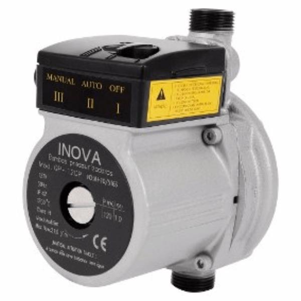 Pressurizador GP 120PP 127V Inova - MATERGI MATERIAIS DE CONSTRUÇÃO