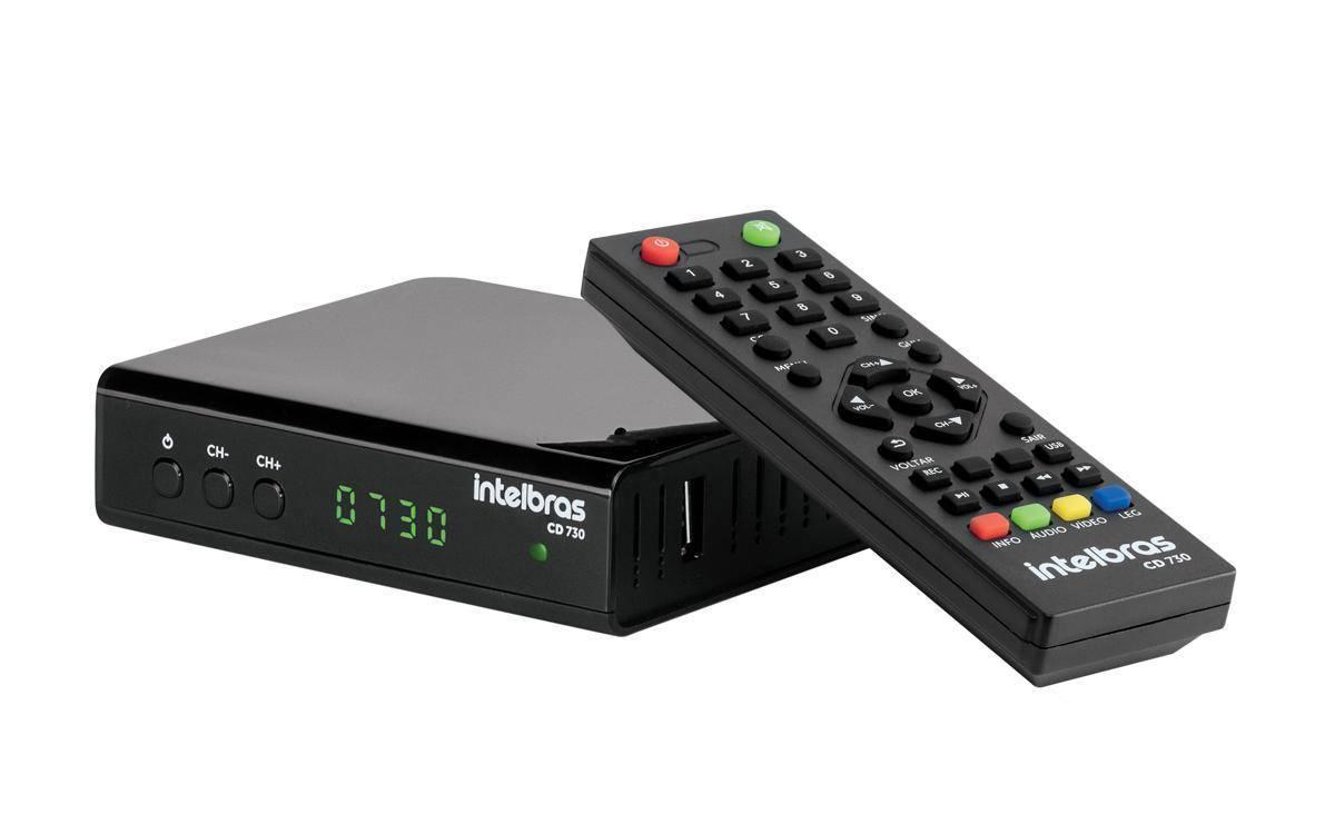 Conversor Digital CD730 Intelbras - MATERGI MATERIAIS DE CONSTRUÇÃO
