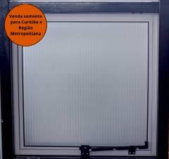 Janela Max-Ar 60x60 Branco Boreal Reli