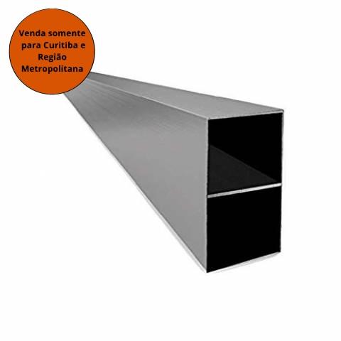 Regua Aluminio Bitubular 2