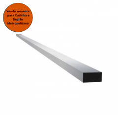 Régua Aluminio Larga 2,0 Metro Reli