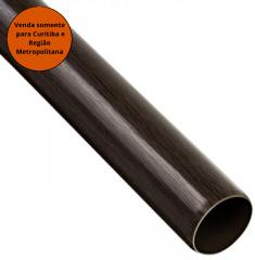 Varão De Aluminio 1,5 Metros Imbuia