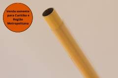 Varão De Aluminio 1,5 Metros Marfim Reli