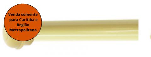 Varão de Aluminio 2,0 Metros Marfim Reli - MATERGI MATERIAIS DE CONSTRUÇÃO