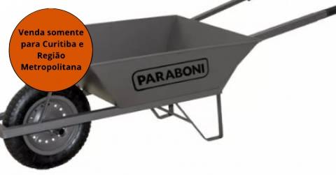 Carrinho de Mão 55 Lt Hercules Convencional Paraboni - MATERGI MATERIAIS DE CONSTRUÇÃO