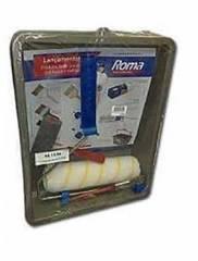 Kit Pintura Flex 23cm 3peças 645-01 Roma