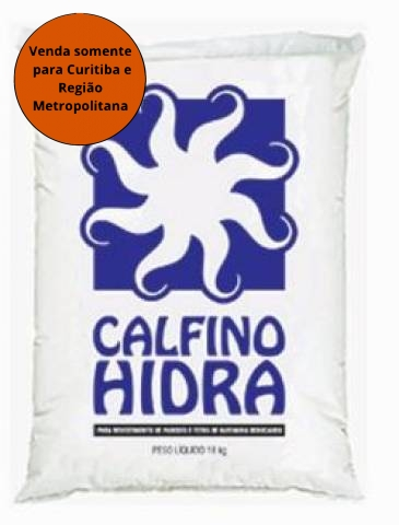 Calfino Hidra 18KG - MATERGI MATERIAIS DE CONSTRUÇÃO