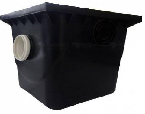 Caixa de Gordura 410mm 42lts Metasul - MATERGI MATERIAIS DE CONSTRUÇÃO
