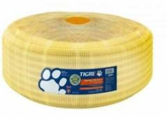 Eletroduto Corrugado Flexível 25MM Amarelo 50mt Tigre