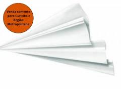 Meia Cana Branco Gelo 6M Fortplast