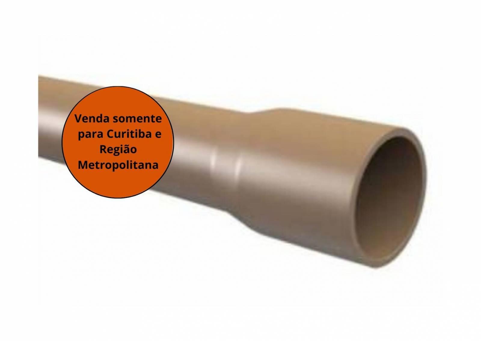 Tubo De Solda 60MM 6M Krona - MATERGI MATERIAIS DE CONSTRUÇÃO