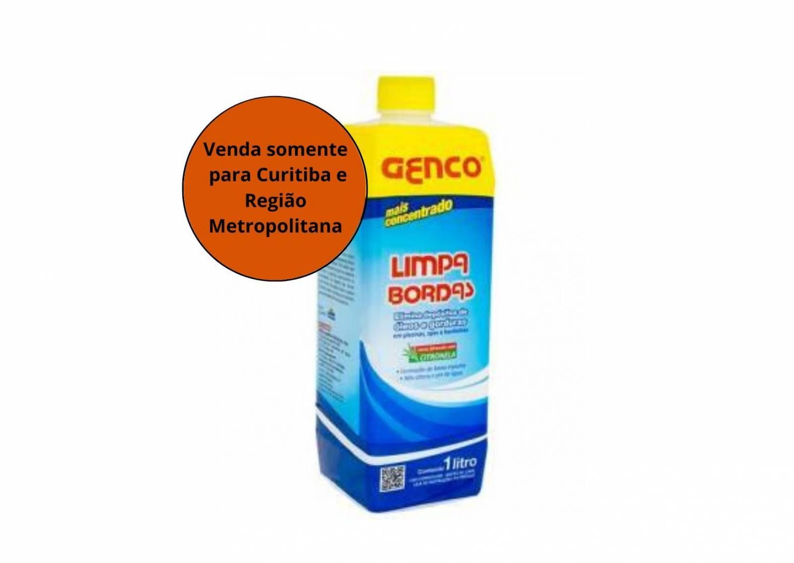 Limpa Bordas 1L Genco - MATERGI MATERIAIS DE CONSTRUÇÃO