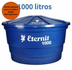 Caixa D'Água Polietileno 1000L Eternit