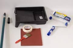 Kit para Pintura Completo com 7 Peças