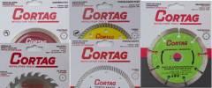 Kit com 5 Discos de Corte - Cortag