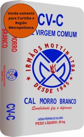Cal Virgem 20KG - Morro Branco - MATERGI MATERIAIS DE CONSTRUÇÃO