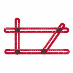Gabarito Angular Multifunção Plástico 61878 - Cortag
