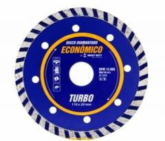 Disco Diamantado Turbo 110MM 122836 - Heavy Duty