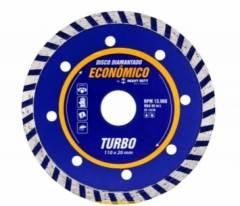 Disco Diamantado Turbo 110MM 122836 - Heavy Duty