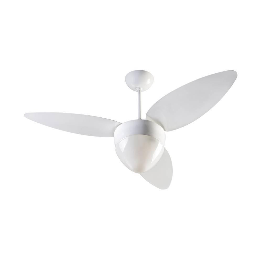 Ventilador de Teto Aires Branco 3 pás 127v - Ventisol - MATERGI MATERIAIS DE CONSTRUÇÃO