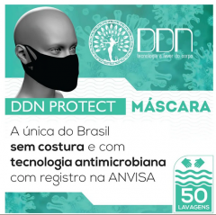 MASCARA PROTECAO DDN PROTECT