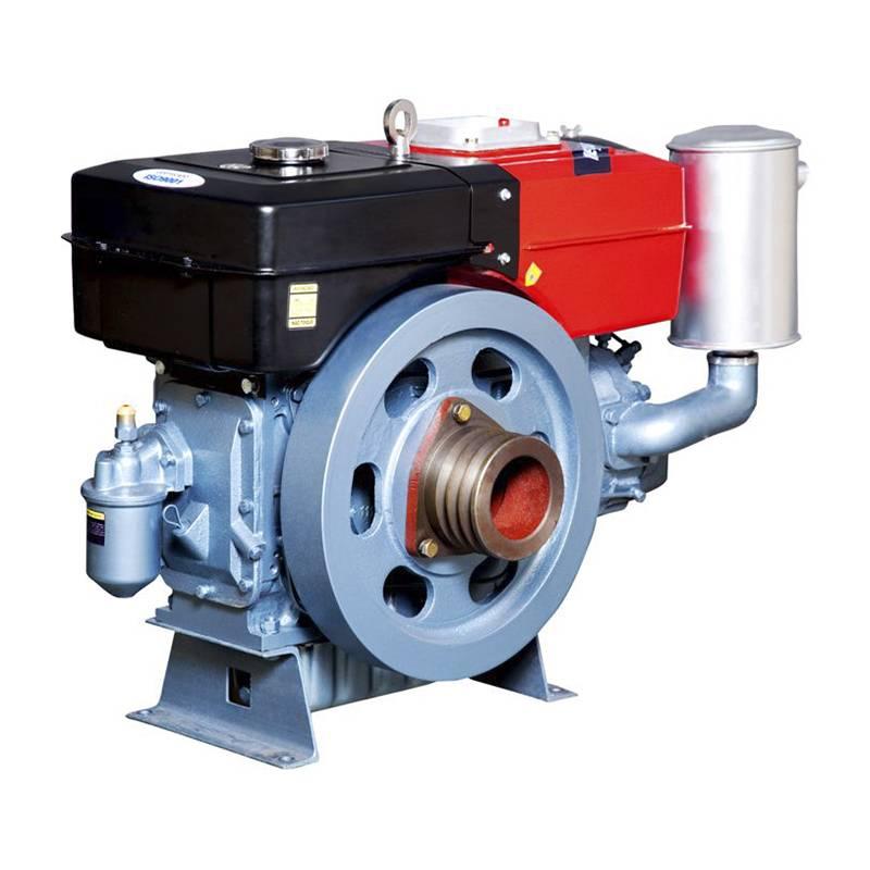 Motor à Diesel TDW22D 24HP - Toyama - MATERGI MATERIAIS DE CONSTRUÇÃO