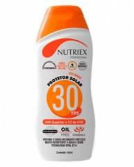 Protetor Solar Repelente FPS 30 120ml - Nutriex