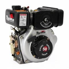 Motor Diesel TDE50 4,7HP Partida Manual Toyama