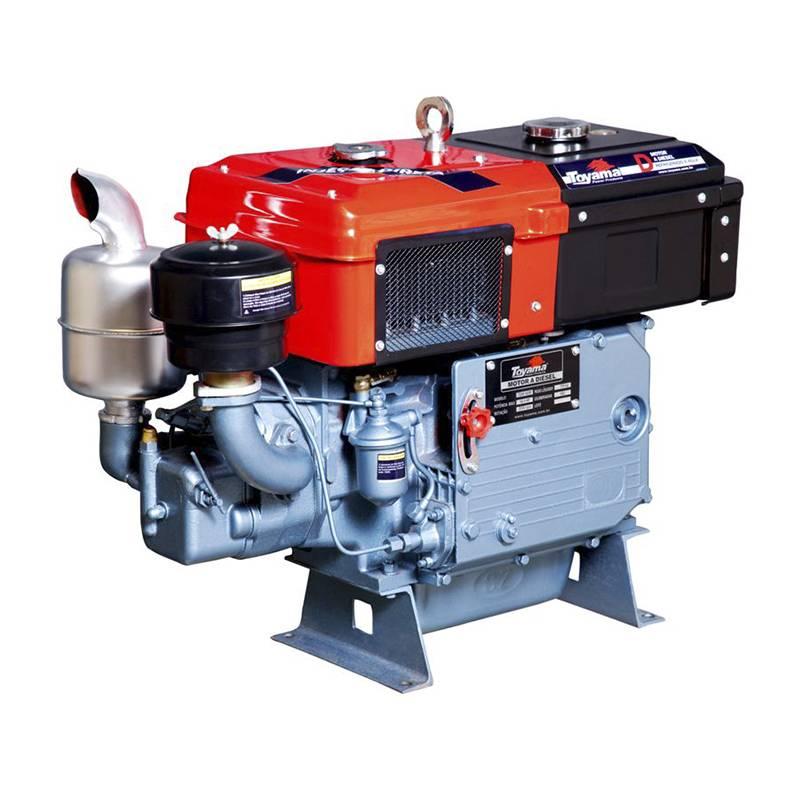 Motor Toyama TDW22DRE 22HP Partida Elétrica - MATERGI MATERIAIS DE CONSTRUÇÃO