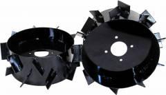 Rodas de Ferro para Motocultivador até 7cv Maquinafort
