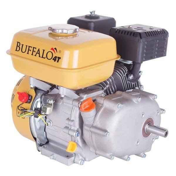 Motor BFGE 6.5cv Embreagem Part. Elétrica a Gasolina 4T 196C - MATERGI MATERIAIS DE CONSTRUÇÃO