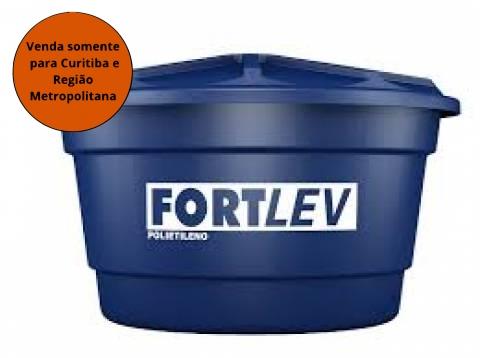 Caixa D'água Polietileno Fortlev - MATERGI MATERIAIS DE CONSTRUÇÃO