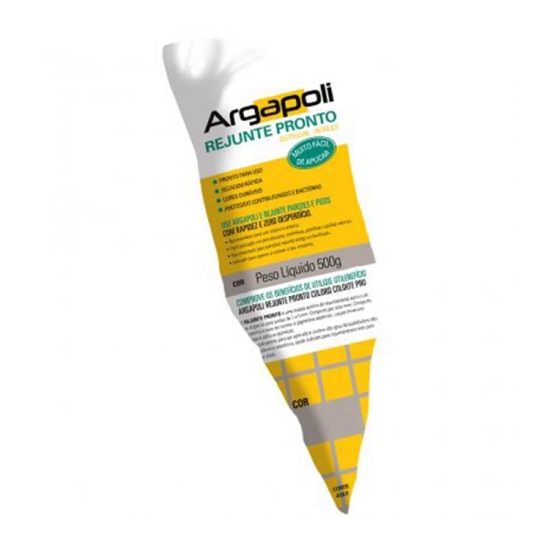 Rejunte Acrilico Argapoli 0,5KG - MATERGI MATERIAIS DE CONSTRUÇÃO