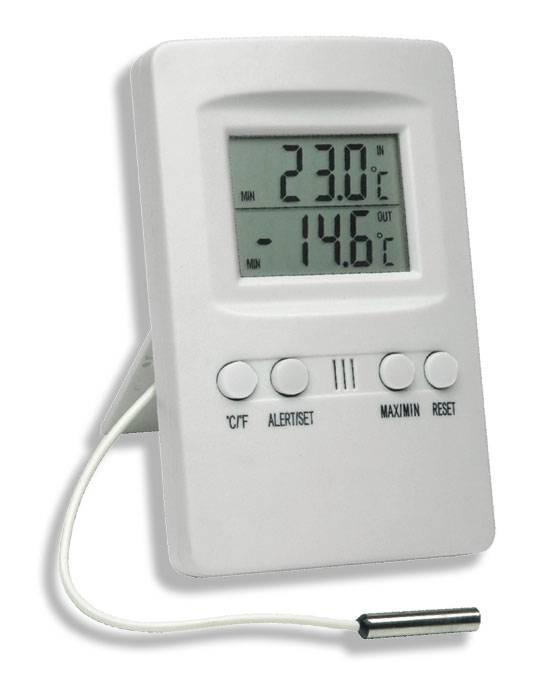 Termômetro de Máxima / Mínima