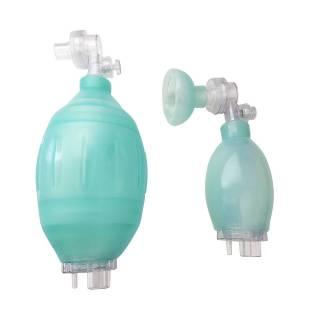Reanimador Pulmonar de Silicone (Ambú)