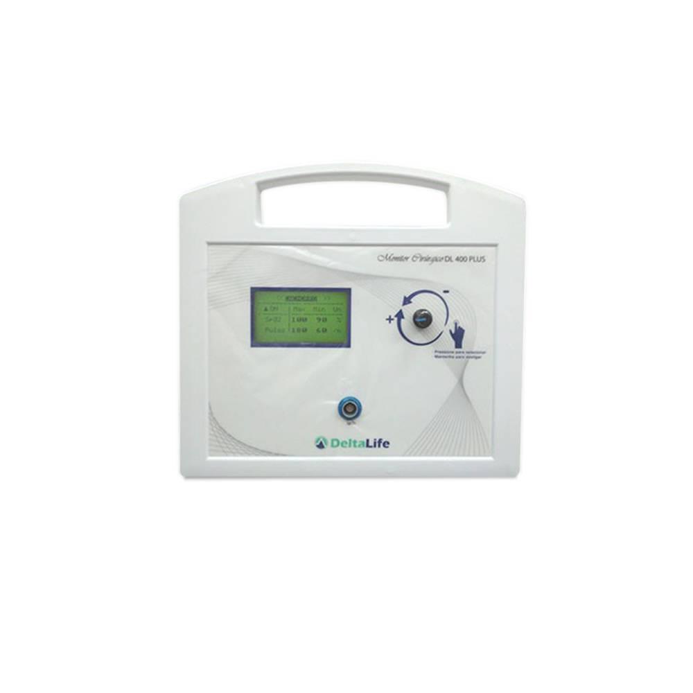 Monitor Cirúrgico Oxipet Vet - DL400 PLUS
