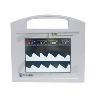 Monitor Cirúrgico Touch Screen VET - DL430 | Amplavet