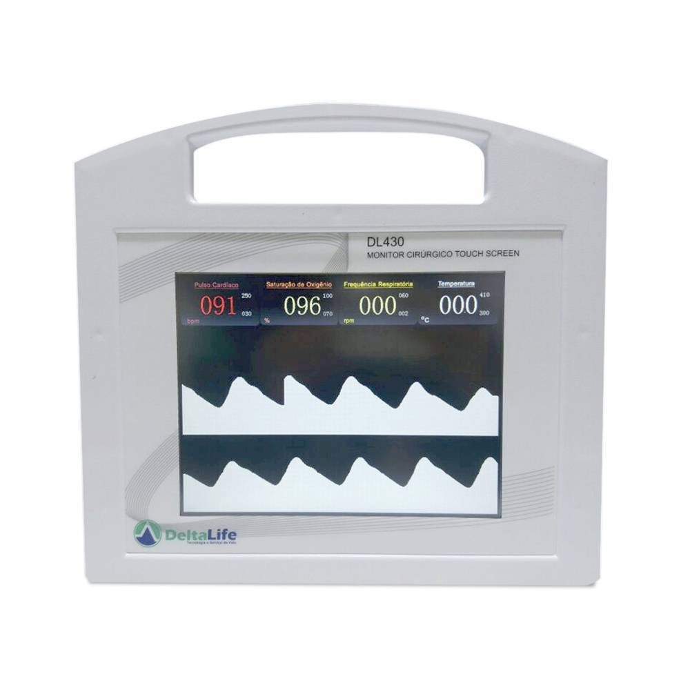 Monitor Cirúrgico Touch Screen VET - DL430