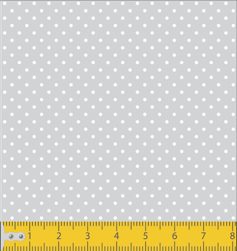 Micro poá cinza claro Ref. 1002 cor 91 Peripan - Armarinhos Nodari