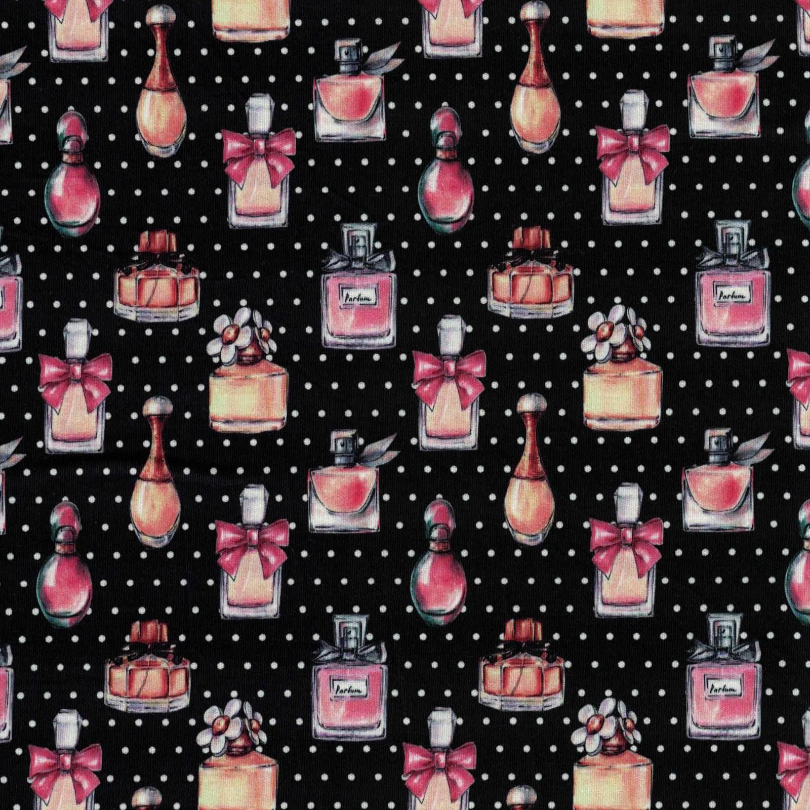 Estampa Digital Perfumes Ref. MQ004 Fuxicos e Fricotes - Armarinhos Nodari