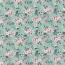Estampa Digital Floral Bonecas Retrô Ref. BR003 Fuxicos e Fricotes