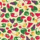 Estampado Frutas Ref. 2171 Círculo