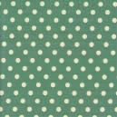 Poá Grande Verde Seco Com Bege Ref.1554 cor 129 Peripan