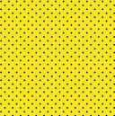 Micro Poá Preto Com Amarelo Ref. 1002 cor 114 Peripan