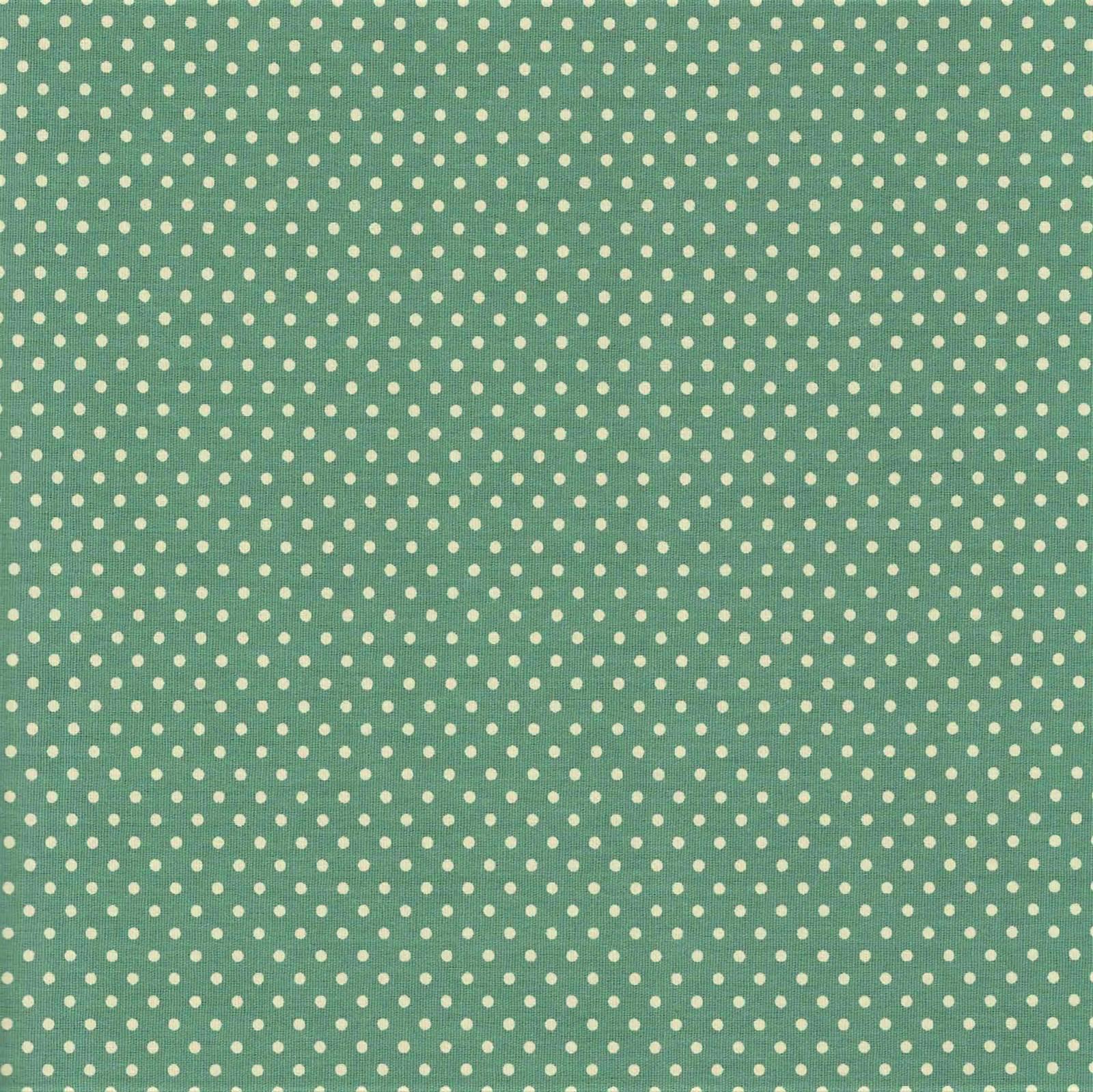 Poá Verde Seco Com Bege Ref.1001 cor 129 Peripan - Armarinhos Nodari